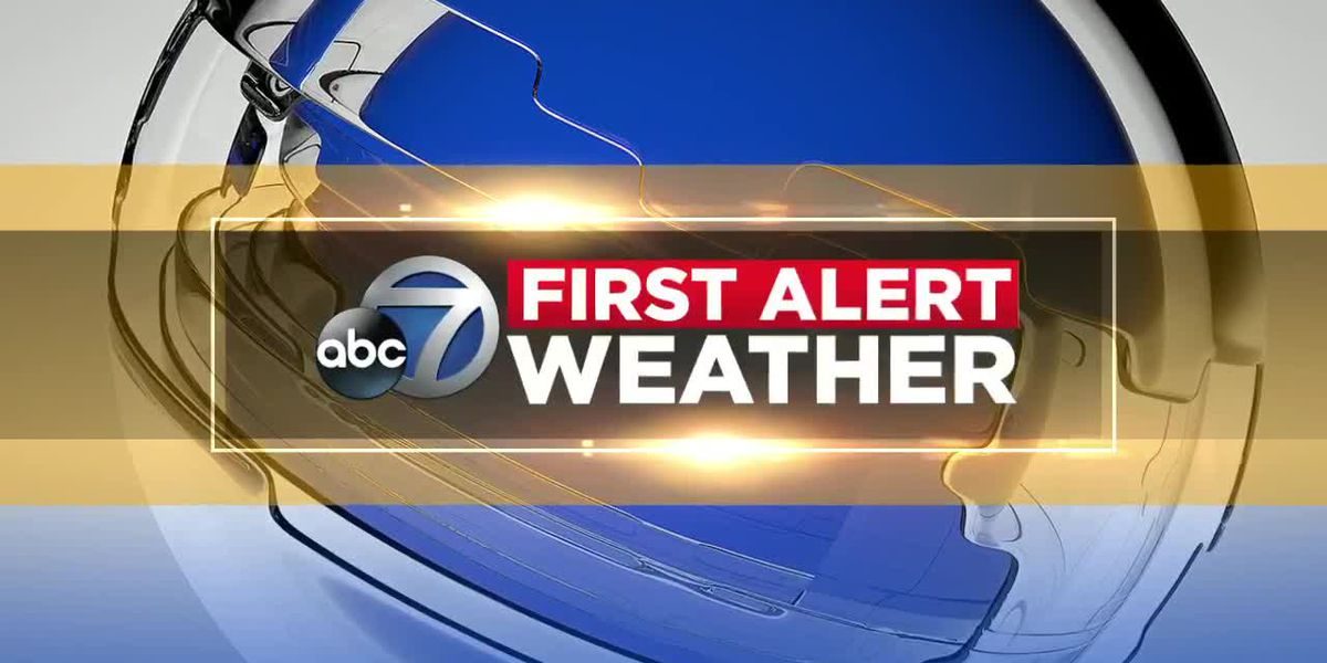 First Alert Weather - 12:00pm July 19, 2019