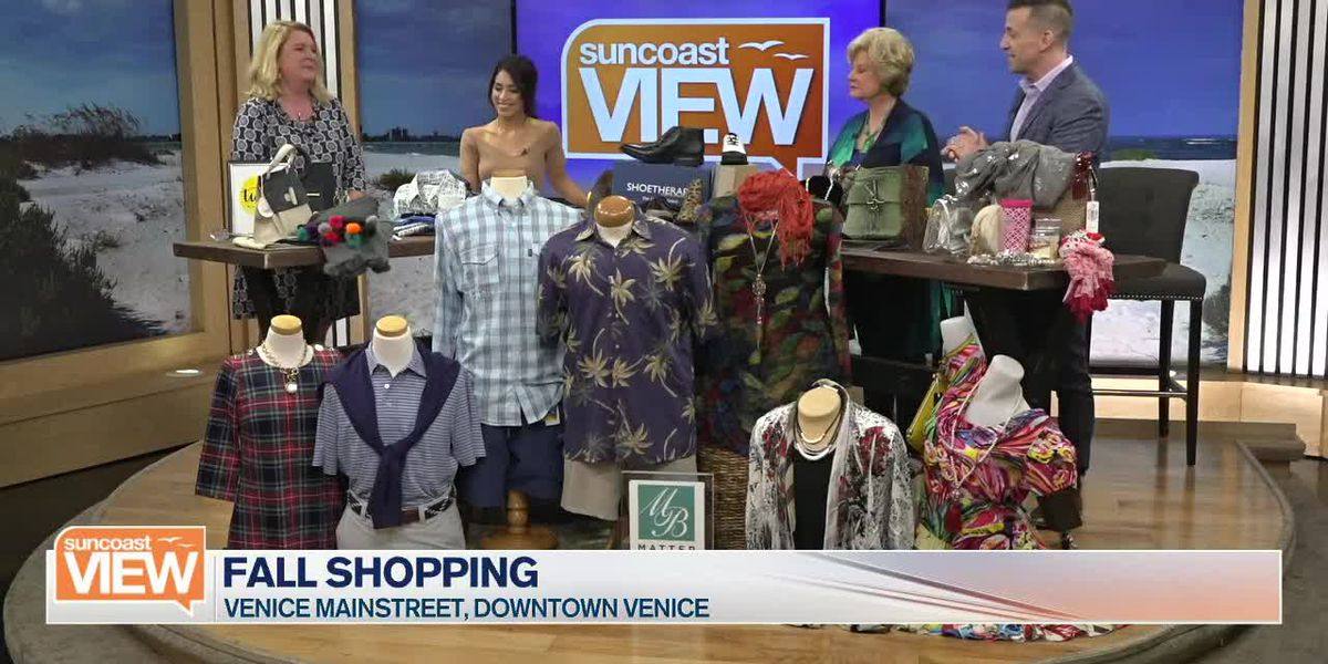 Check Out these Local Fall Finds from Venice Main Street | Suncoast View