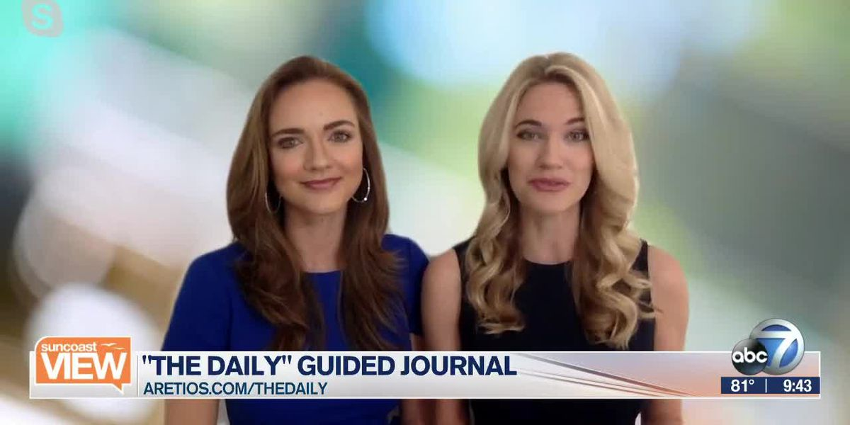 Manage stress with guided journal | Suncoast View