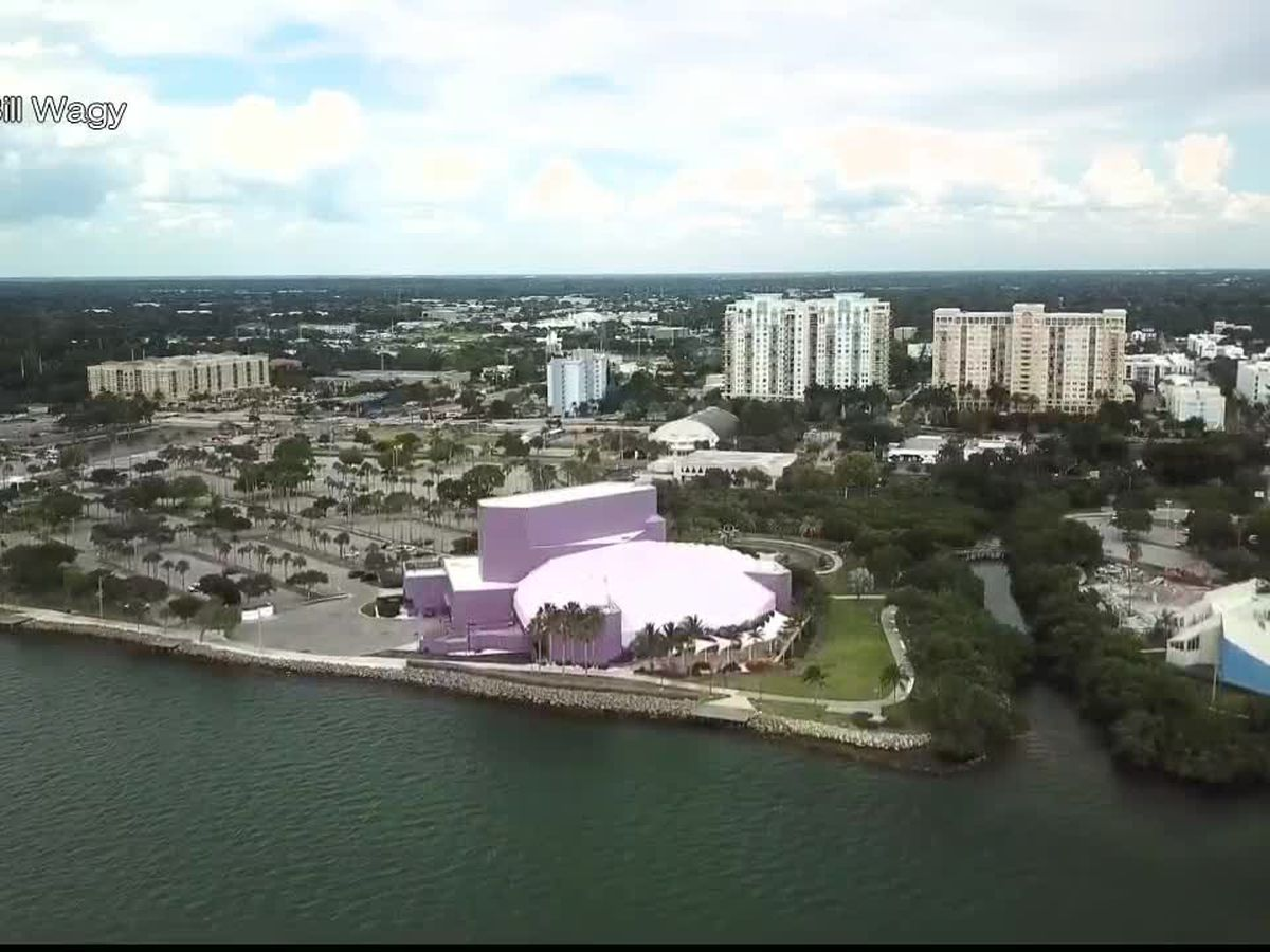 Sarasota Bay project receives $2 million donation for phase one of the master plan