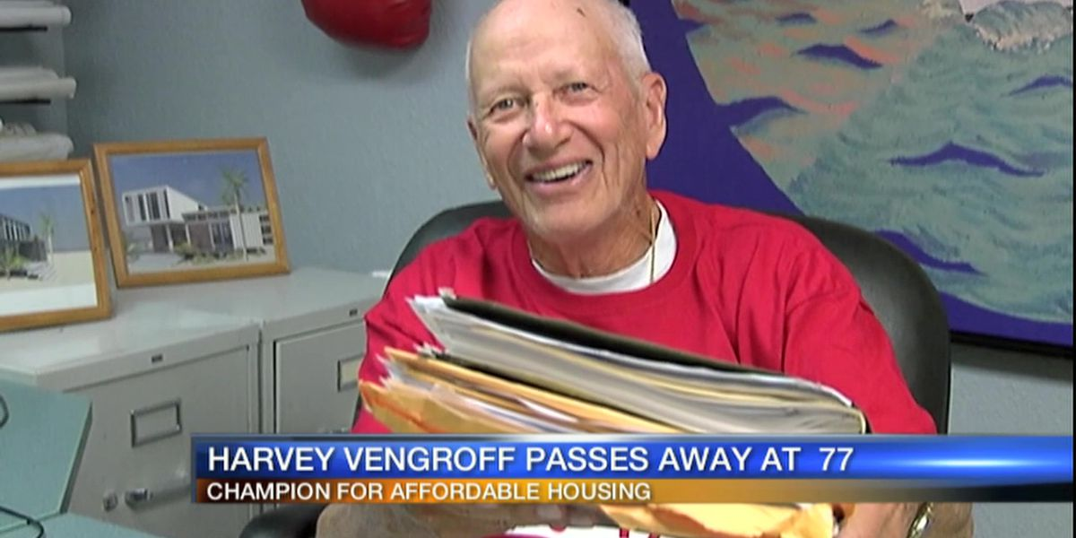 Video: Family, friends and colleagues remembering Harvey Vengroff