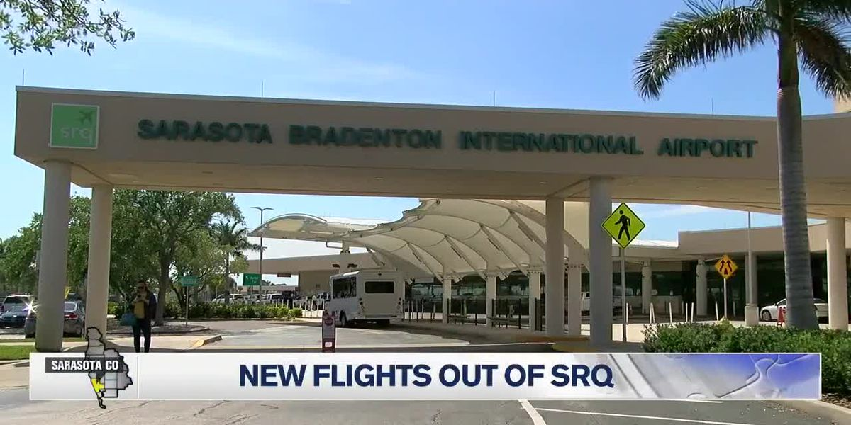 SRQ New Flights