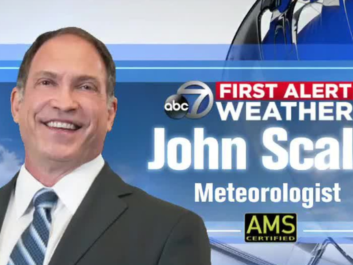 First Alert Weather: A soggy Memorial Day on the Suncoast