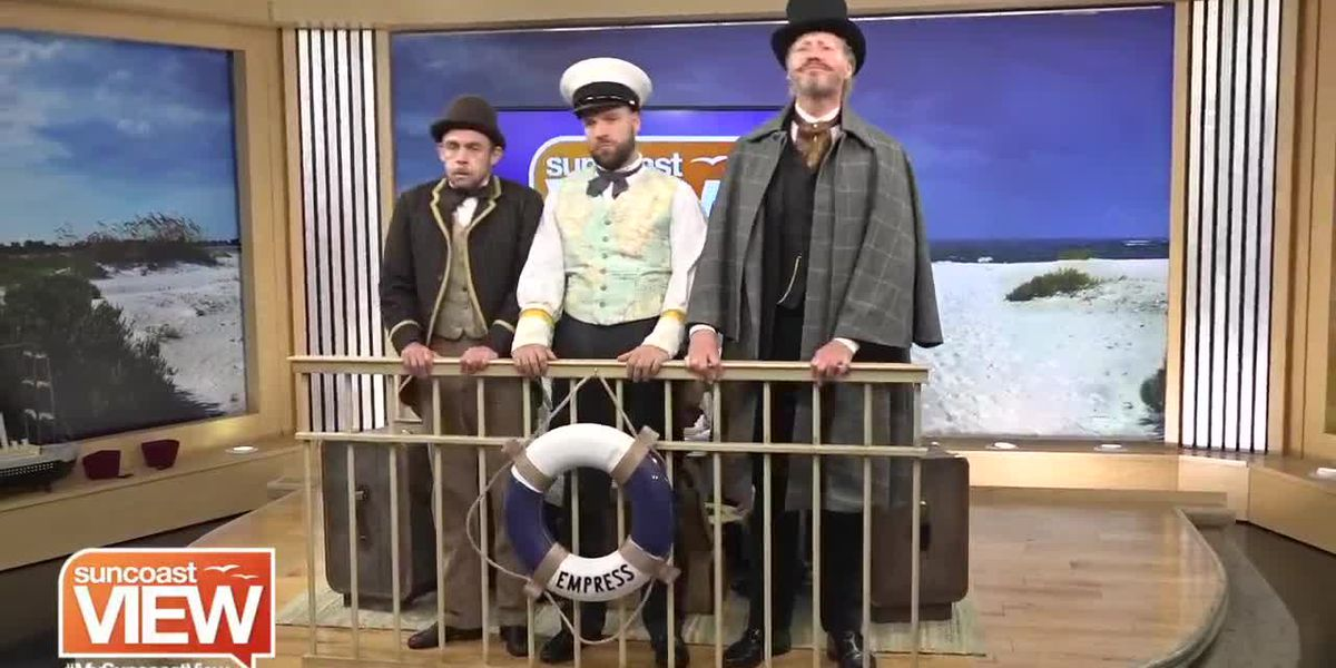 """Take a Trip with Asolo Rep Theatre's """"Around the World in 80 Days""""   Suncoast View"""