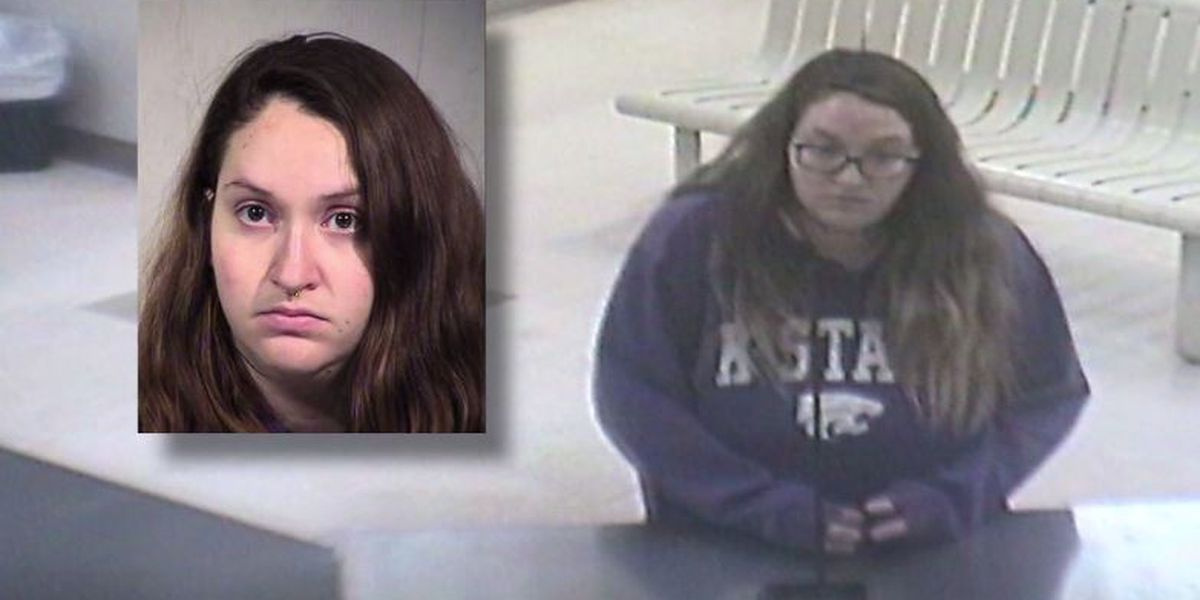 Mother arrested after newborn found dead in trash can at Amazon warehouse