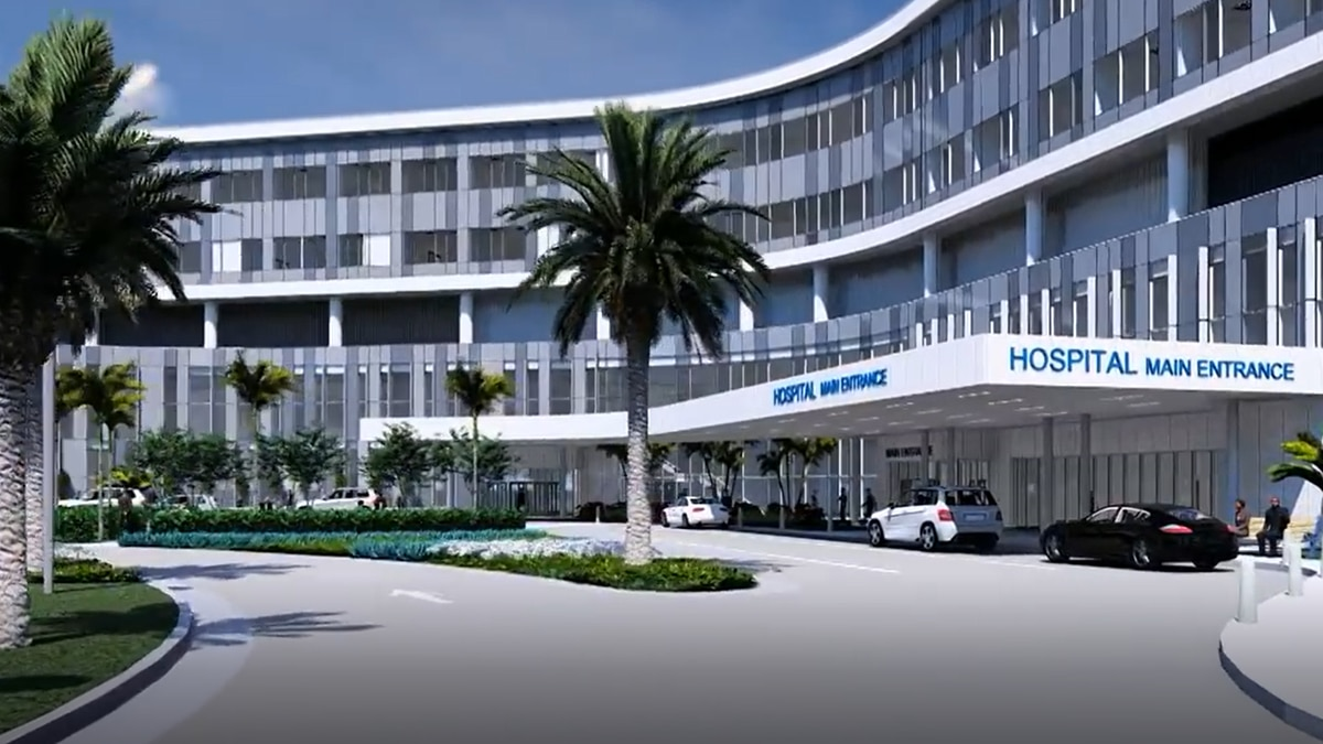 Venice Area Will Soon Be Getting An Upgrade With Two, State-Of-The-Art Hospitals
