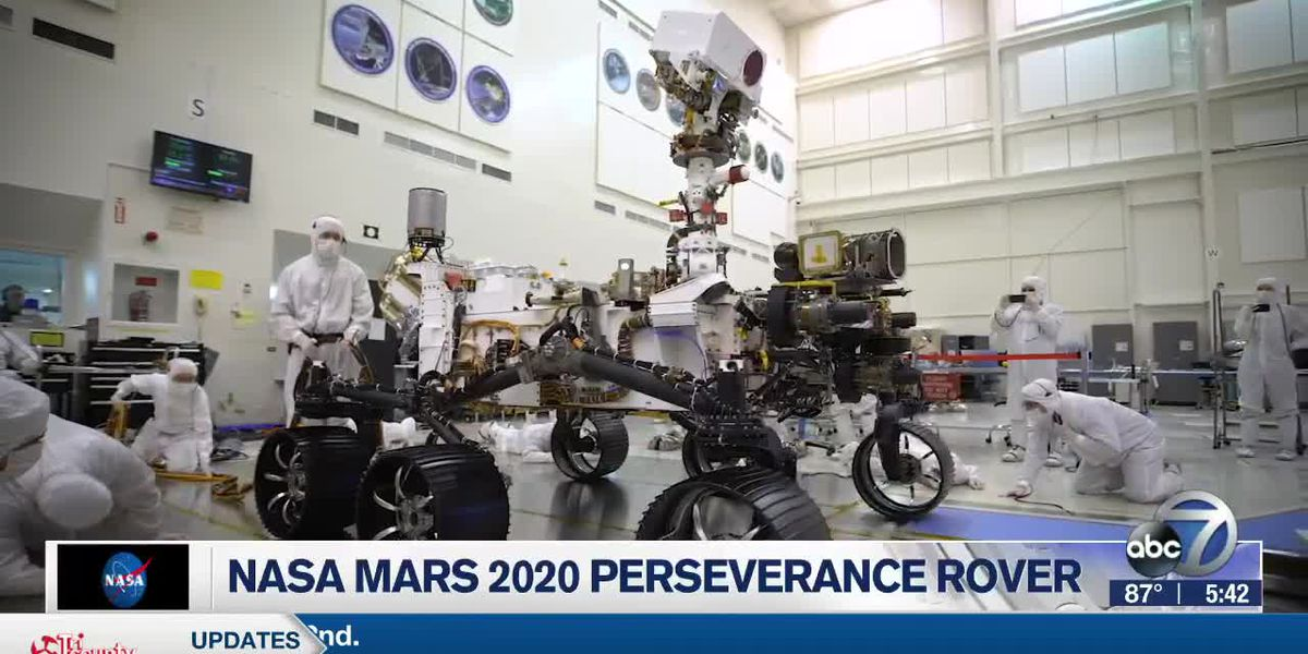NASA to launch Mars 2020 Perseverance Rover on July 20th