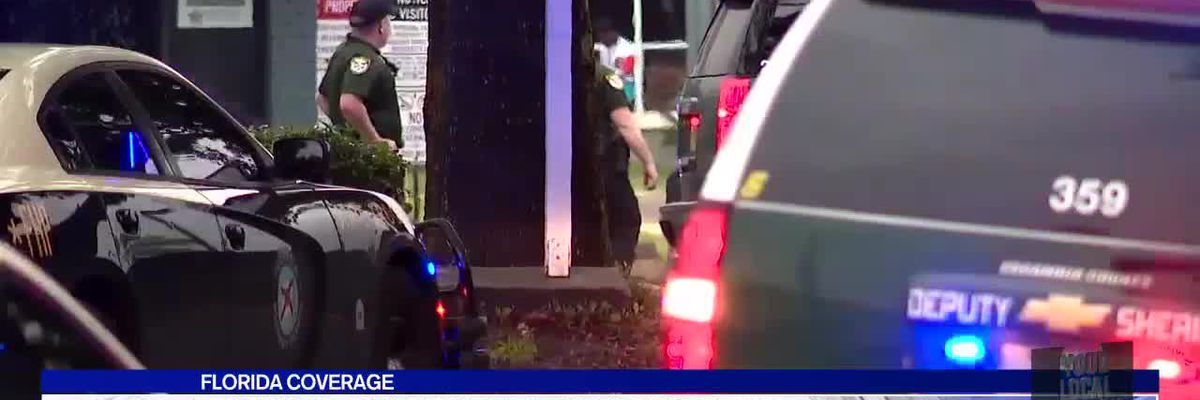 5 injured in apartment complex shooting