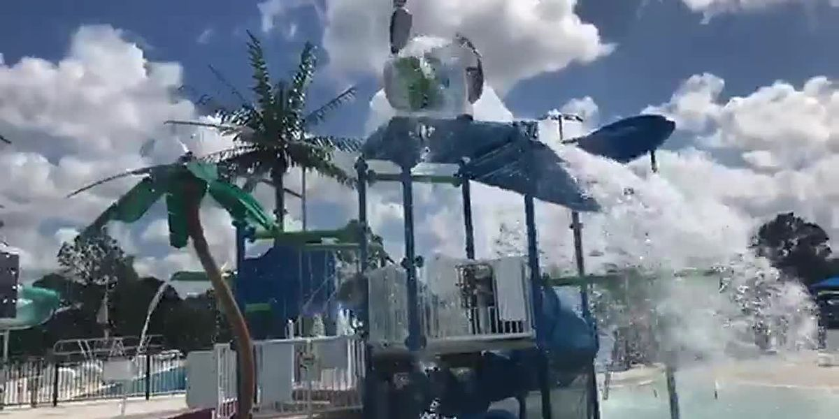 SNEAK PEEK VIDEO: North Port's brand new Aquatic Center set to open!