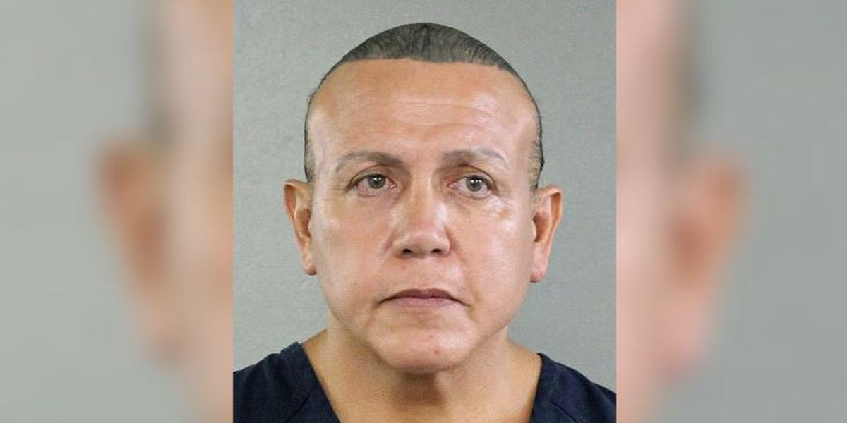 Judge sentences Florida man who sent pipe bombs to prominent Democrats to 20 years