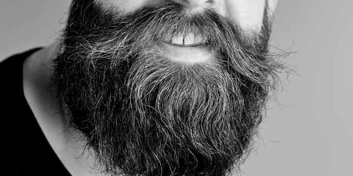 Men with beards carry more germs than dogs, study suggests