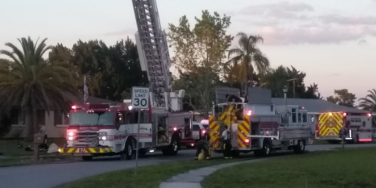No injuries in North Port house fire
