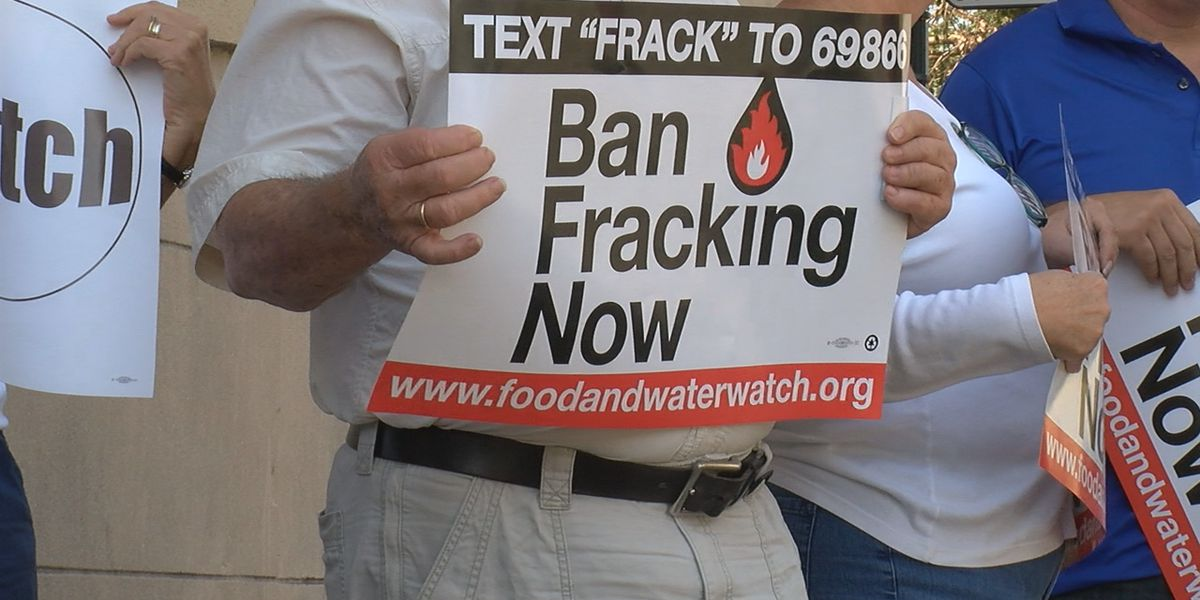 Manatee County and local environmentalist want Galvano's support for fracking ban