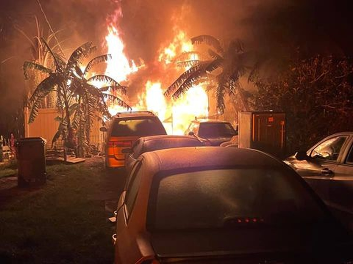 Fire Marshal investigating after North Port house fire