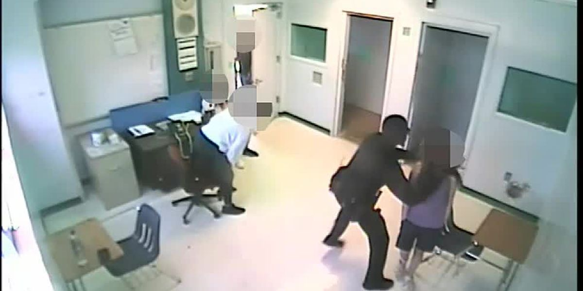 VIDEO: Florida deputy arrested for throwing student to the ground