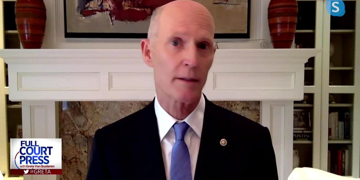 Sen. Rick Scott traveling to Pensacola amid Sally impacts