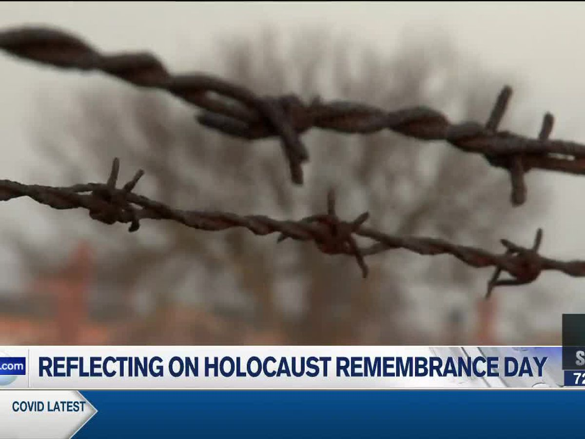 Daughter of Holocaust survivor reflects on Remembrance Day