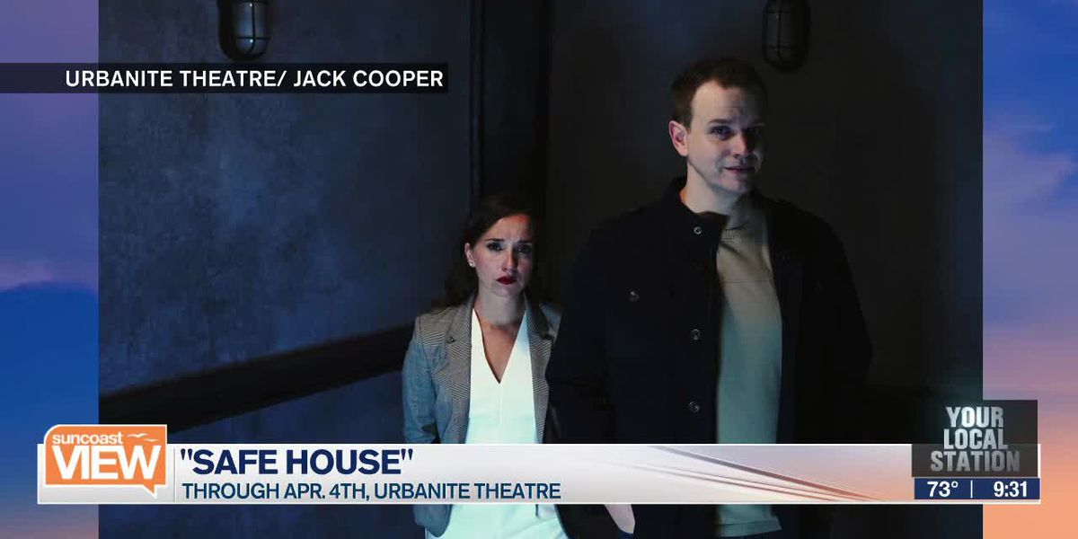 """Urbanite Theatre stages immersive show, """"Safe House"""" 