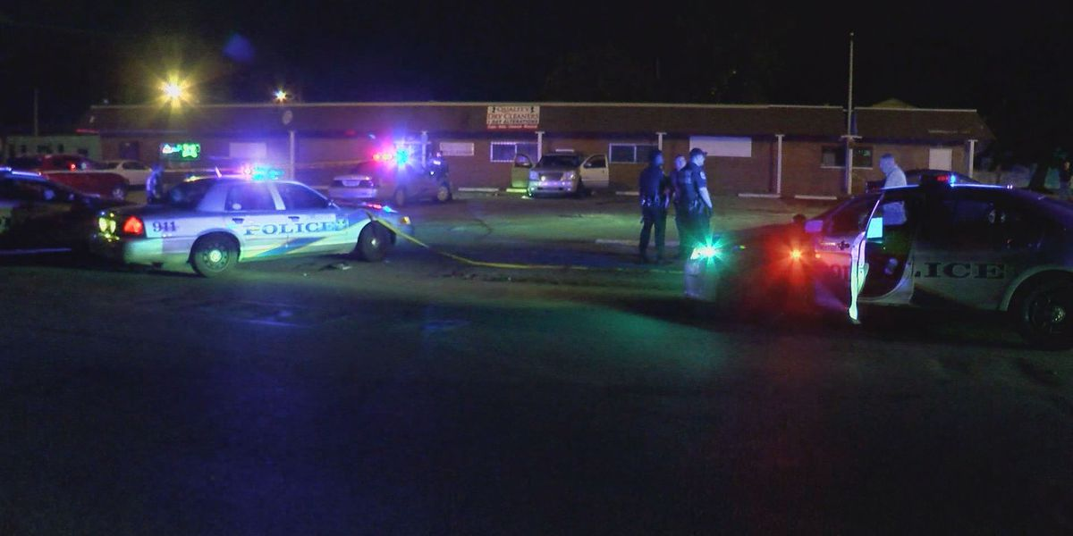 2 dead, 11 injured in shootings within a 30-hour span in Louisville