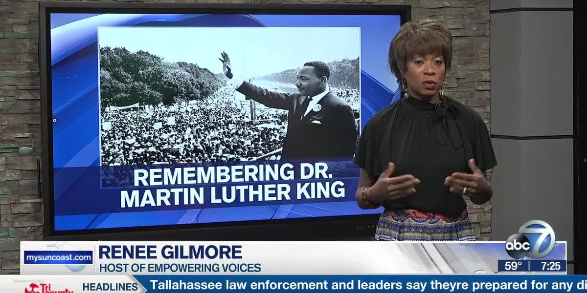 Remembering Dr. Martin Luther King - 7pm