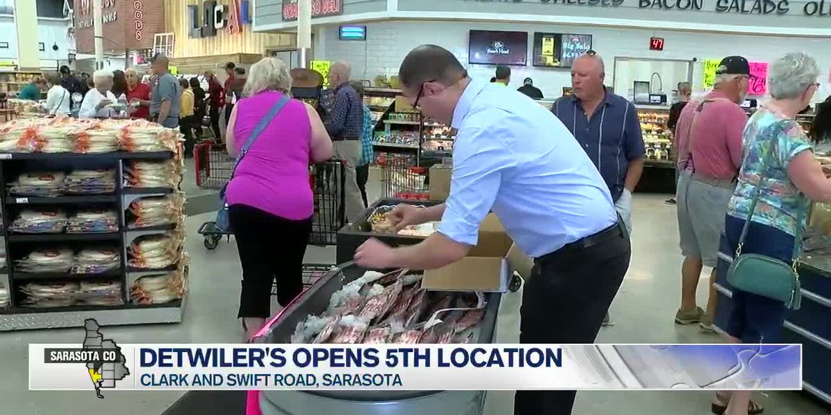 Detwiler's Opens 5th Location
