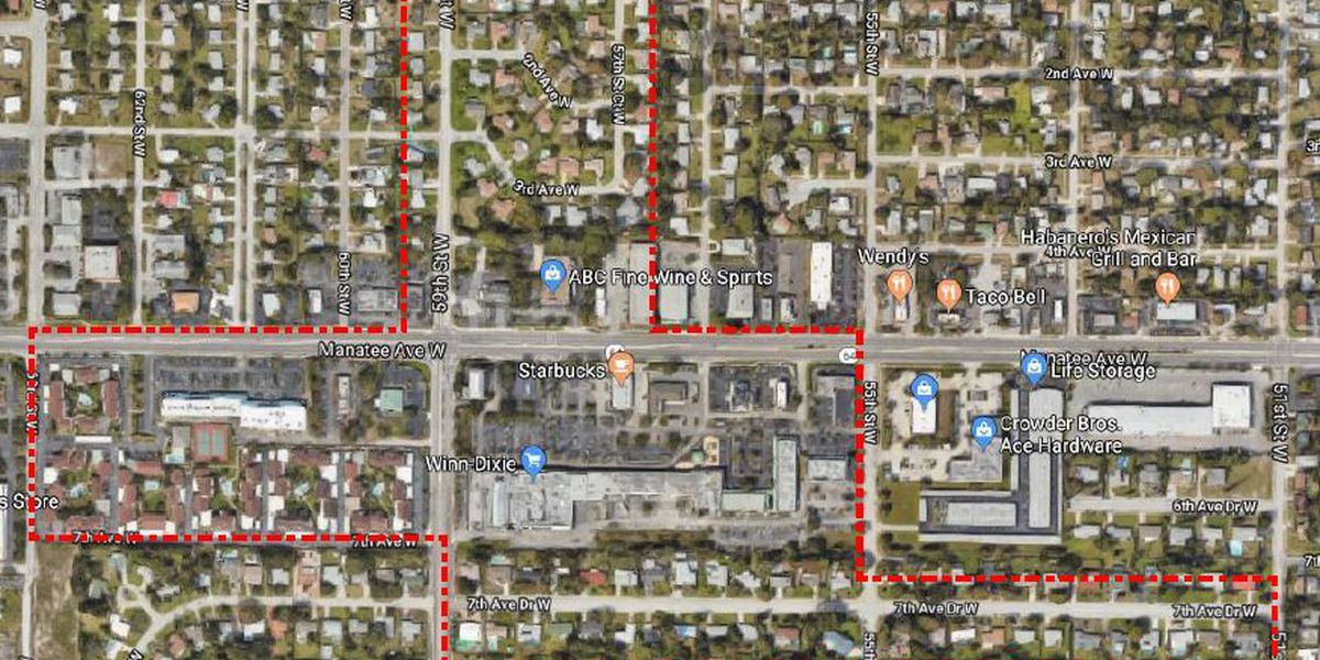 Water issued to shut off Wednesday in some areas of Manatee County
