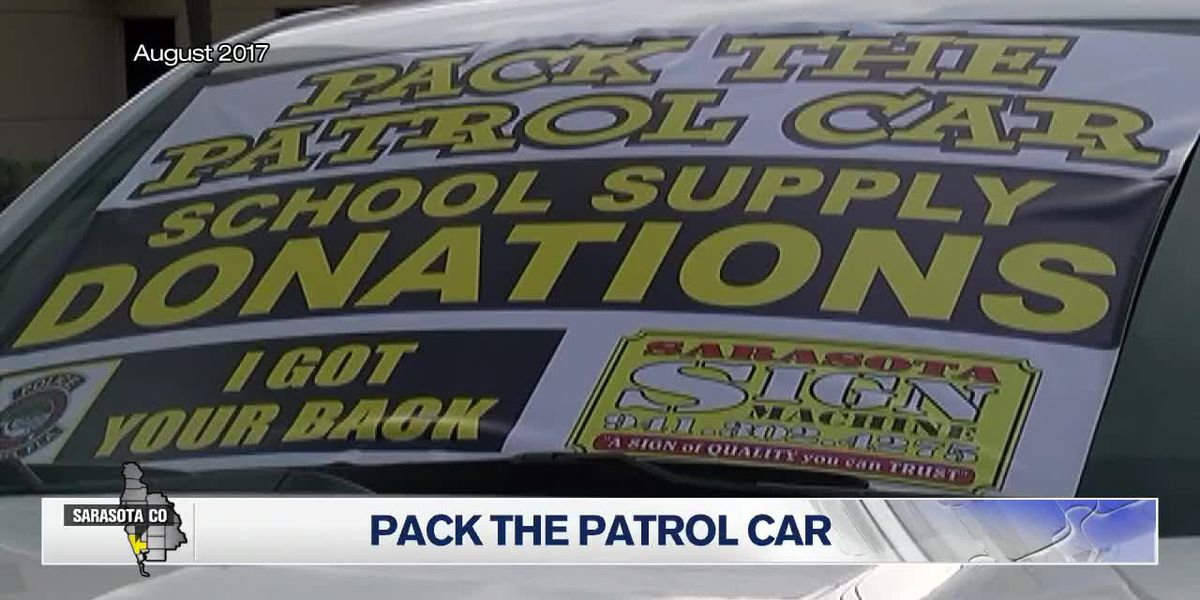 SPD asking citizens to pack patrol car with school supplies
