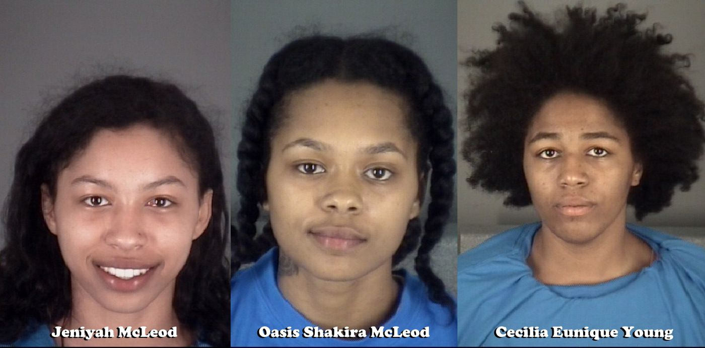 """VIDEO: FHP says three naked women """"air drying"""" at rest stop led"""