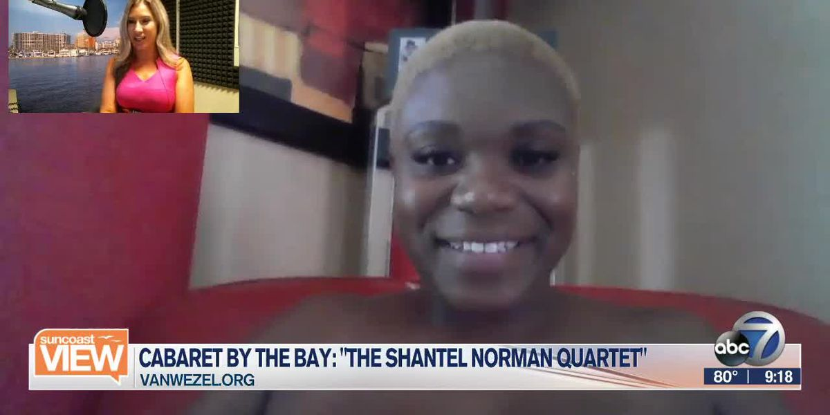 Shantel Norman gives us a preview of her cabaret at the Van Wezel | Suncoast View