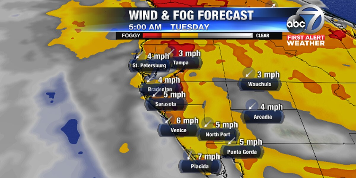 Warm weather is here and so is the potential for more fog