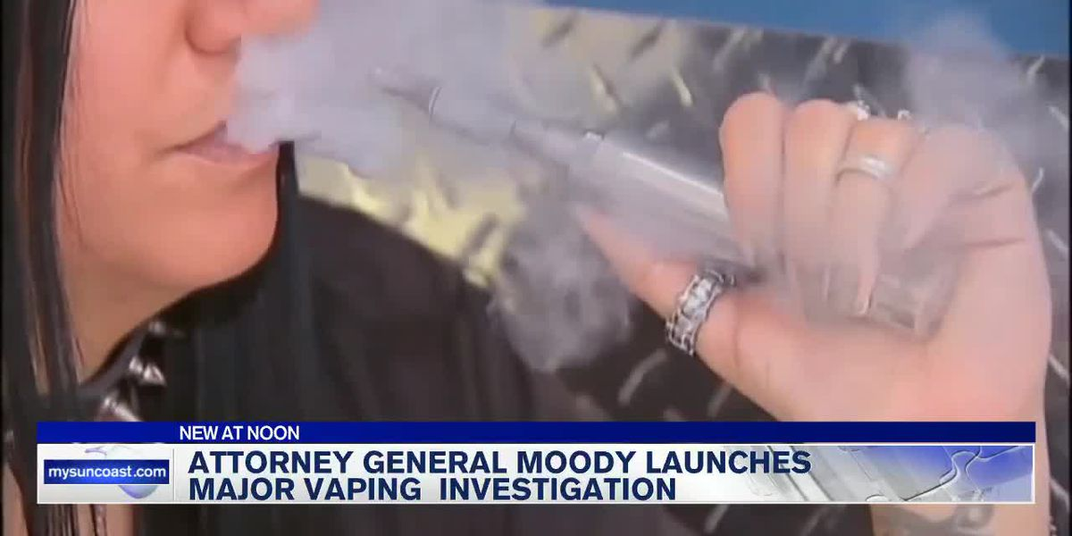 Moody Vaping Announcement
