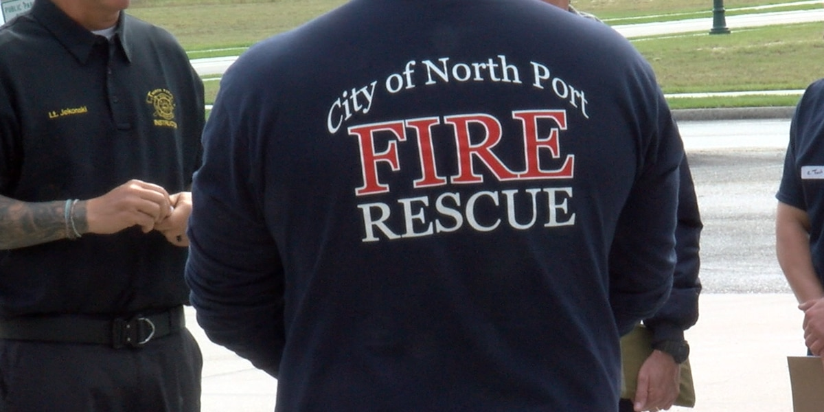 North Port Fire Rescue Hires 21 New Firefighters Thanks to Federal Grant