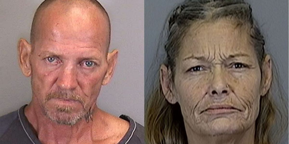 Two arrested for allegedly distributing meth-laced stamps through jail's mail