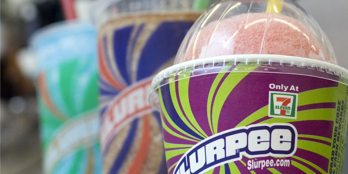 Pandemic leads 7-Eleven to forgo free Slurpees on 7-11