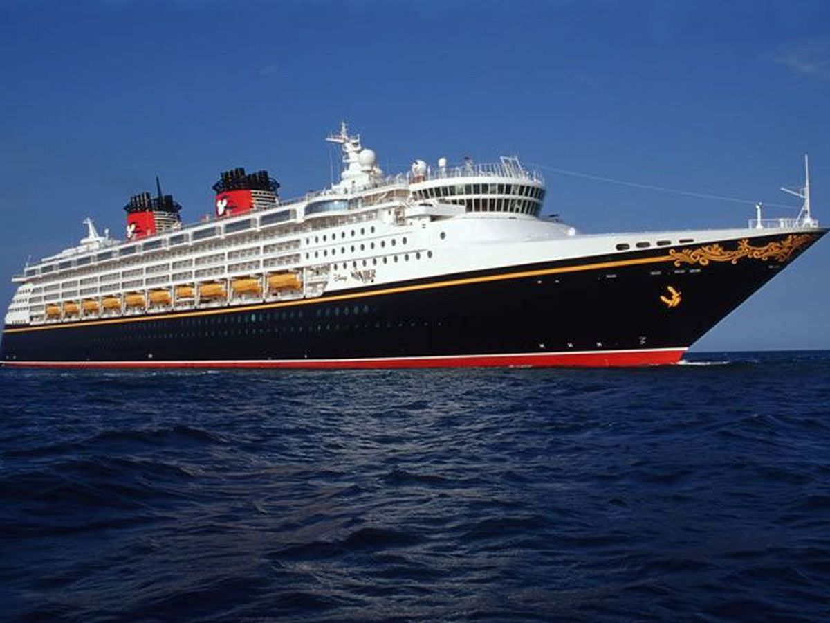 Disney suspends cruises through April
