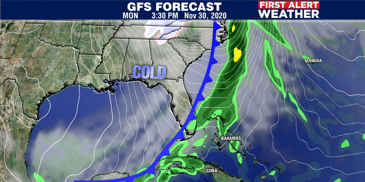 Beautiful weather expected through Thanksgiving