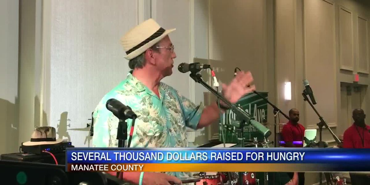 Several thousand dollars raised for the hungry