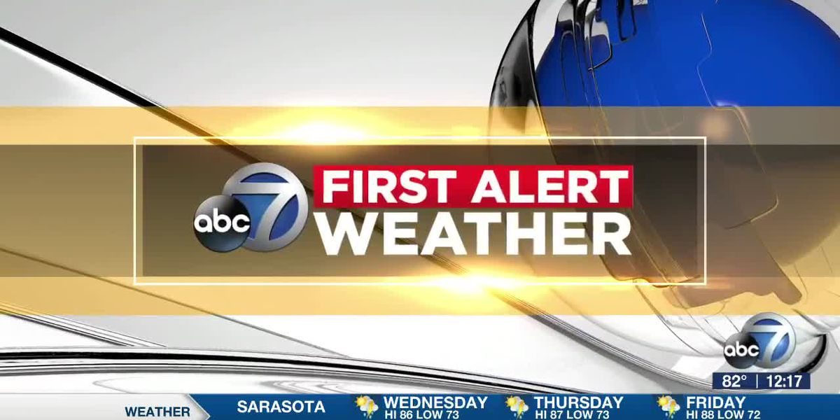 First Alert Weather - 12:00pm October 21, 2020