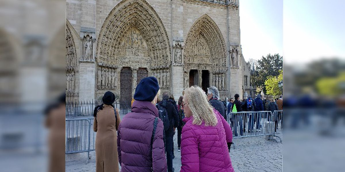 Nokomis resident took photos two days before Notre Dame Cathedral fire in Paris