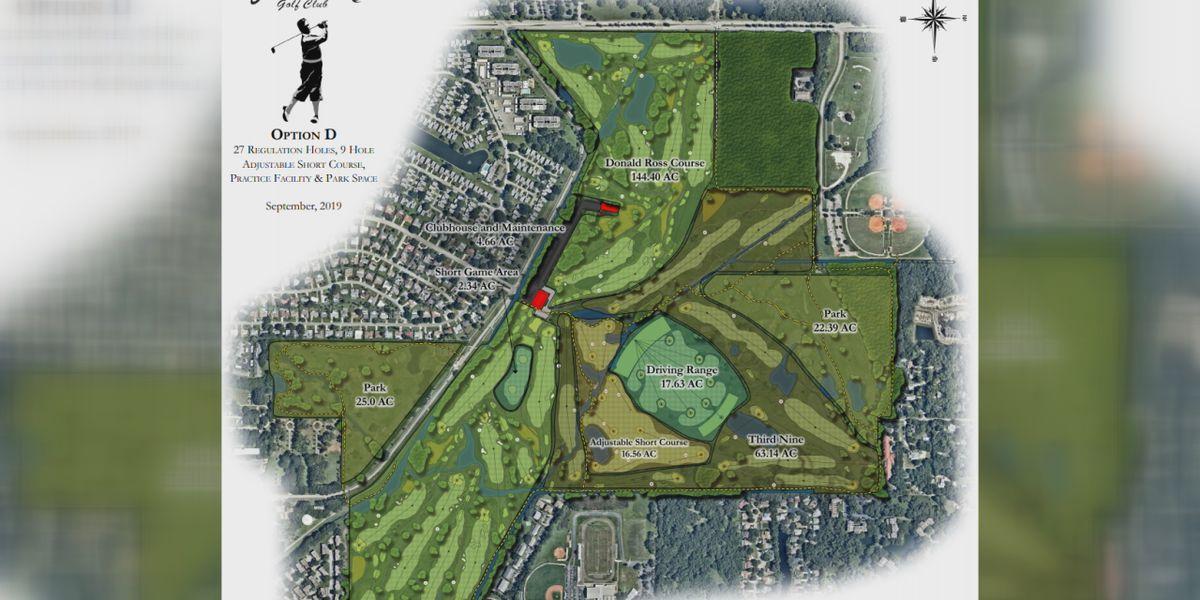 Sarasota City Commissioners decide to downsize Bobby Jones Golf Club