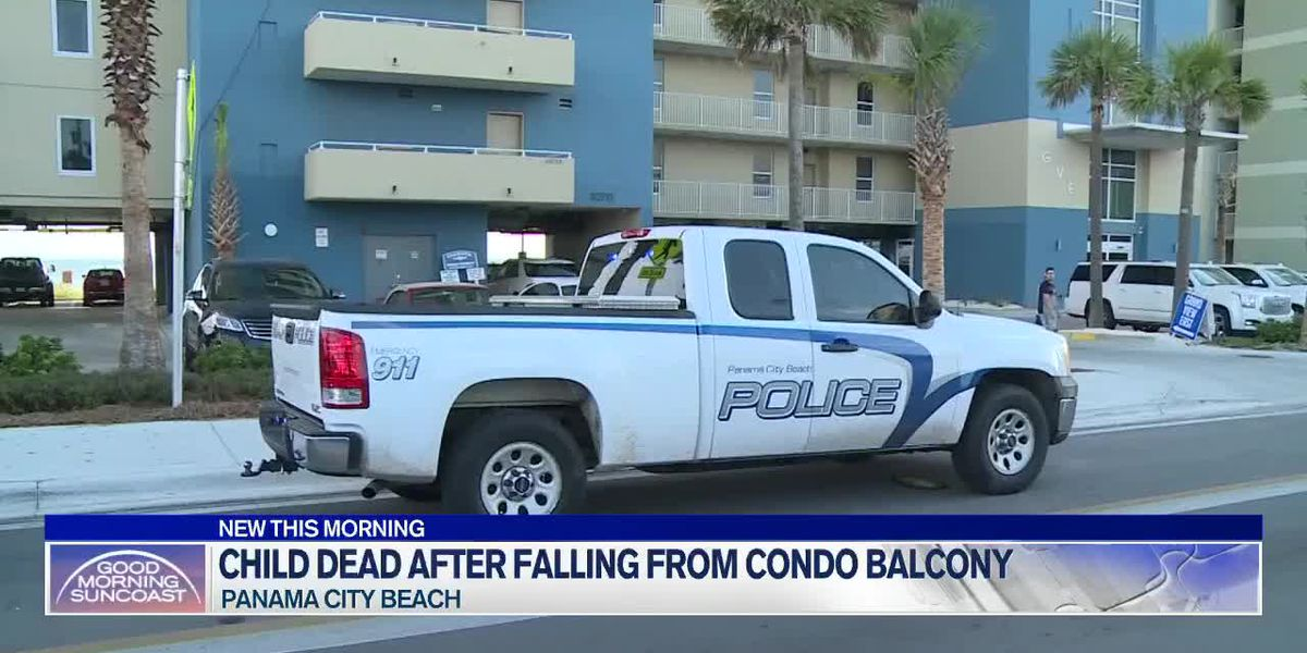 Report: Boy dies after falling 9 stories at Florida condo