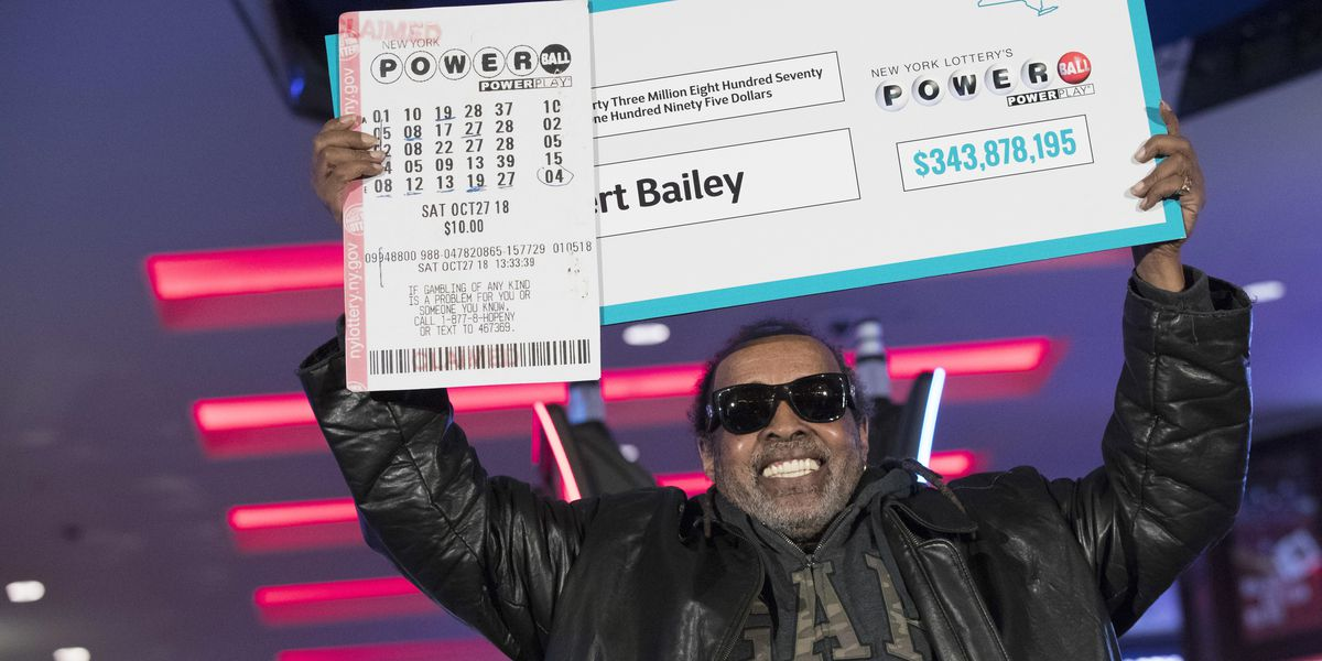 Retired government worker revealed as $343M Powerball winner