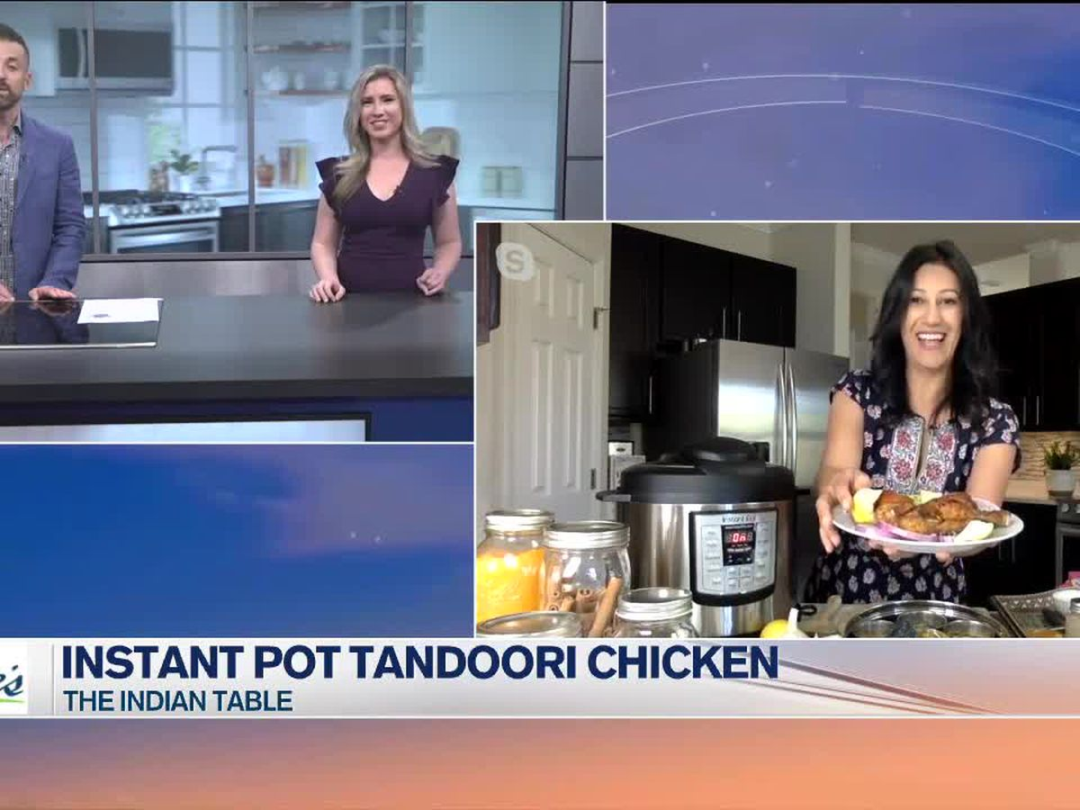 Instant Pot Tandoori Chicken with Deepa | Suncoast View