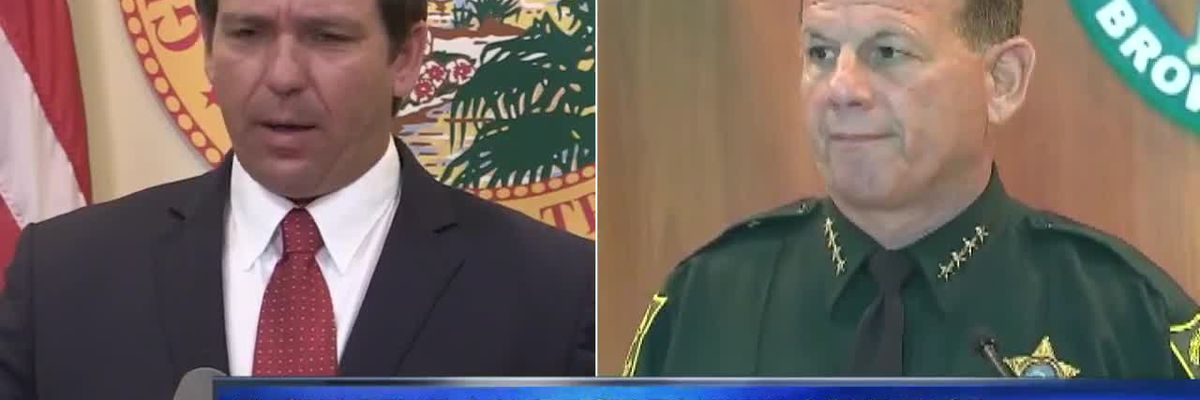 State Supreme Court Sides with Governor on Sheriff Suspension