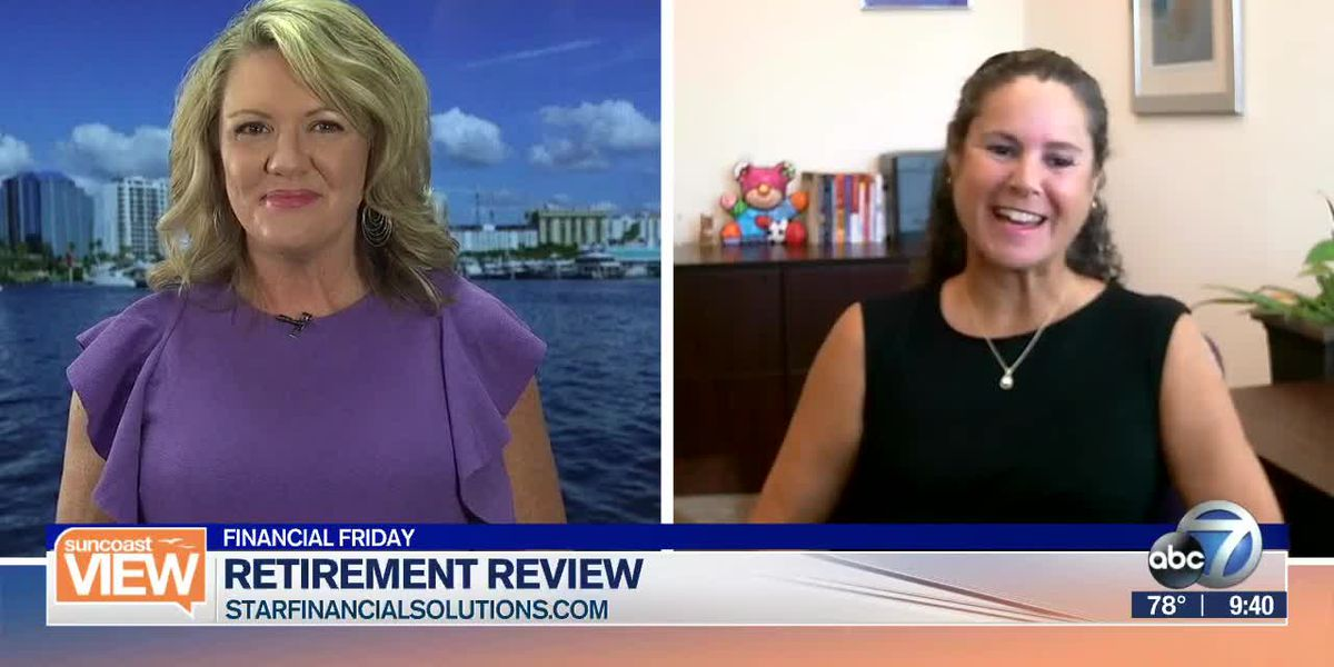 Financial Friday: Reviewing retirement options l Suncoast View