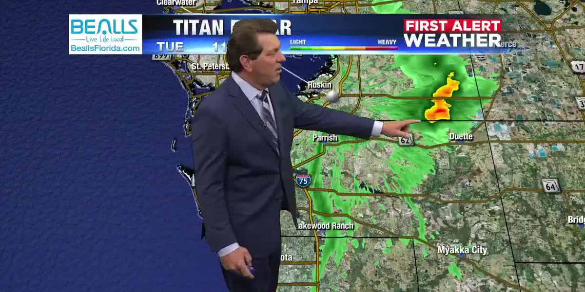 First Alert Weather - 11pm May 21, 2019