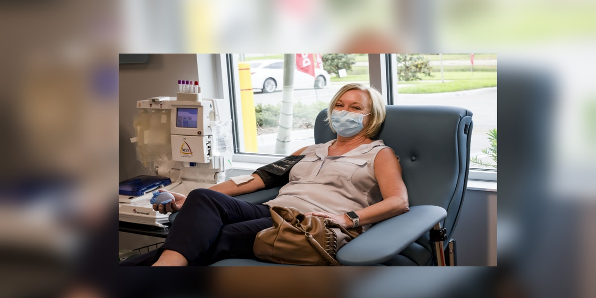 Local doctor who recovered from COVID-19 donates convalescent plasma