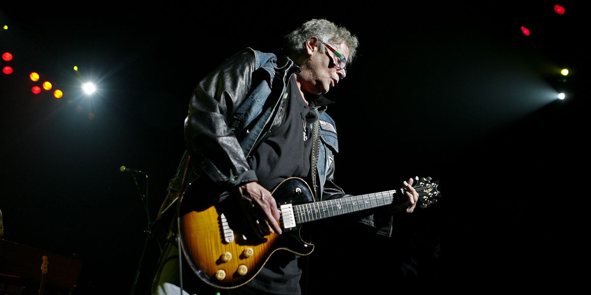 Leslie West, guitarist of rock band Mountain, has died at 75