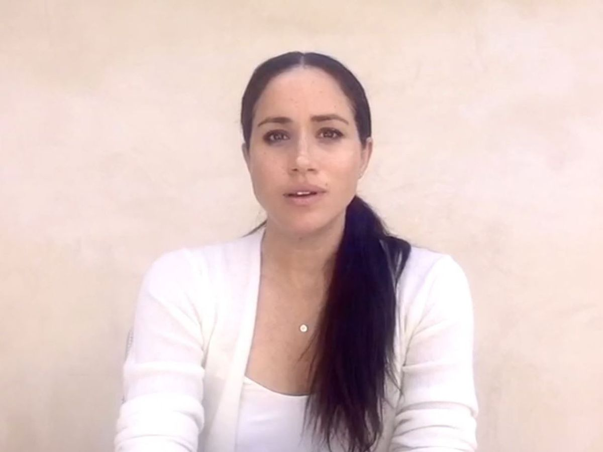 Meghan Markle speaks out on racial divisions in US