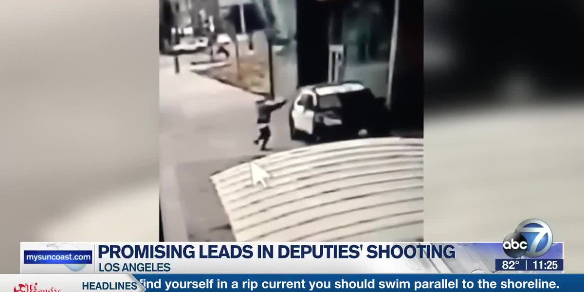 Promising Leads in LA Deputy Shooting